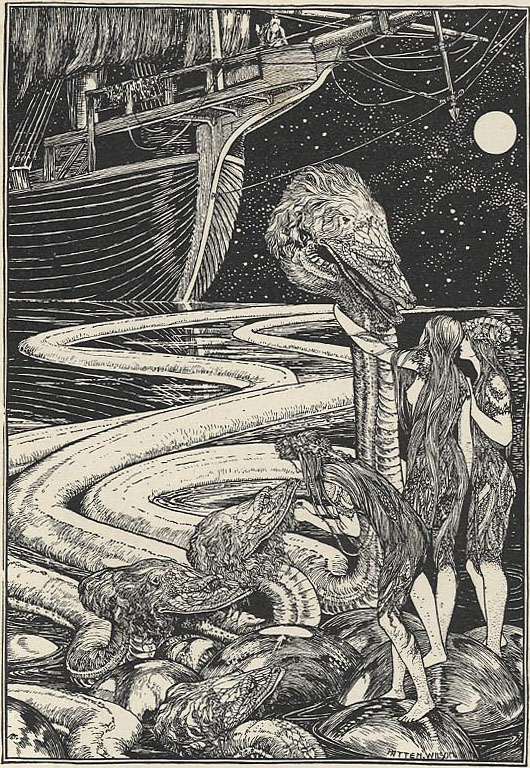 essay on the rime of the ancient mariner The ancient mariner literature essay the rime of the ancient, by samuel taylor coleridge, is the poem we have been reading in class for the last few days.